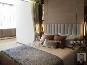 3 BHK Master Bedroom