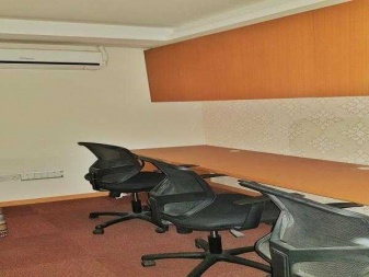 Commercial Warehouse For Rent Office View