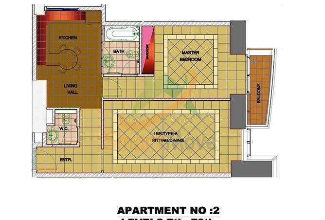 Property Layout